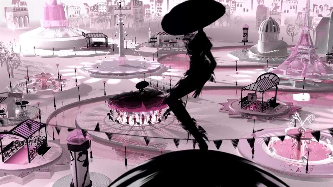 Guerlain cinema fashionista - Petite robe noire guerlain ...
