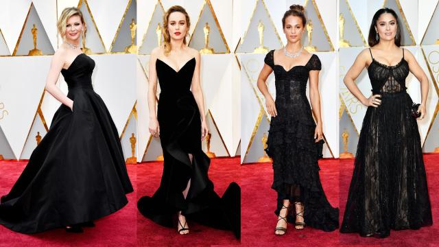 Black-Dresses-Oscars