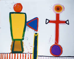 Hockney:hepworth